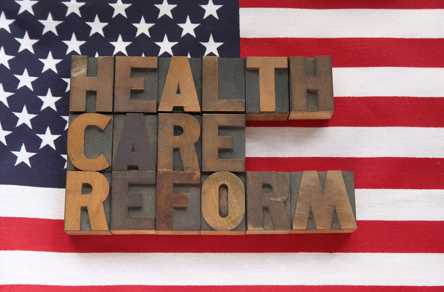 health-care-reform-in-wood-type