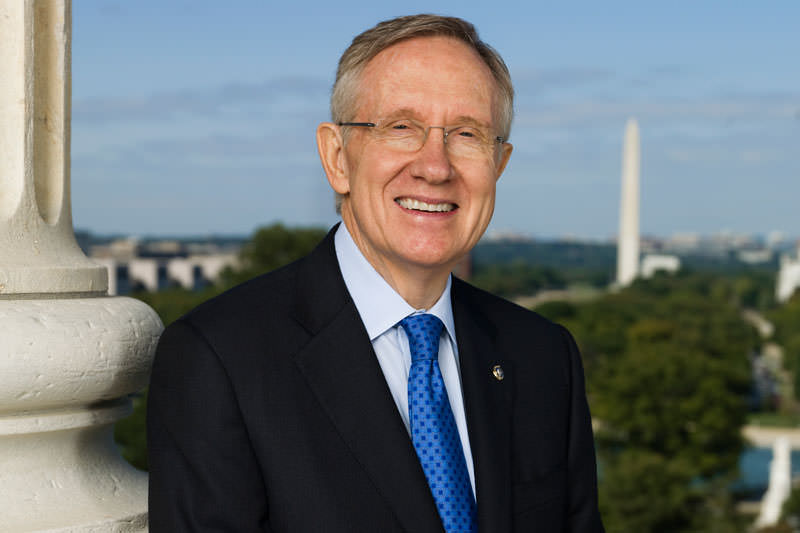 Minority Leader Harry Reid